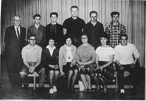 Class Of 66 Grade 9 Photos